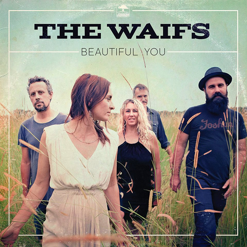 The Waifs Recorded @ Studios 301 Byron Bay Engineer: Nick DiDia & Dan Frizza ARIA Nominated Album (2015)