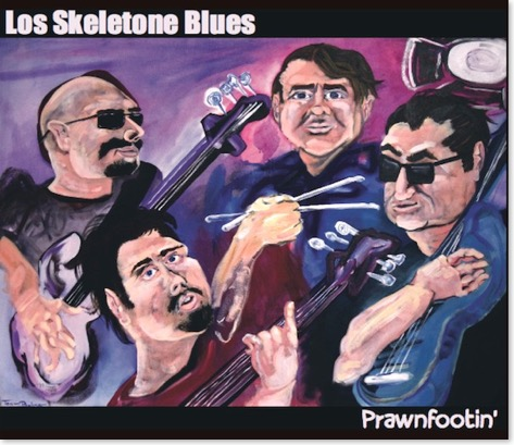 Los Skeletone Blues - Maybe Thats So Mixed @ Dan's Studio Mixed by - Dan Frizza