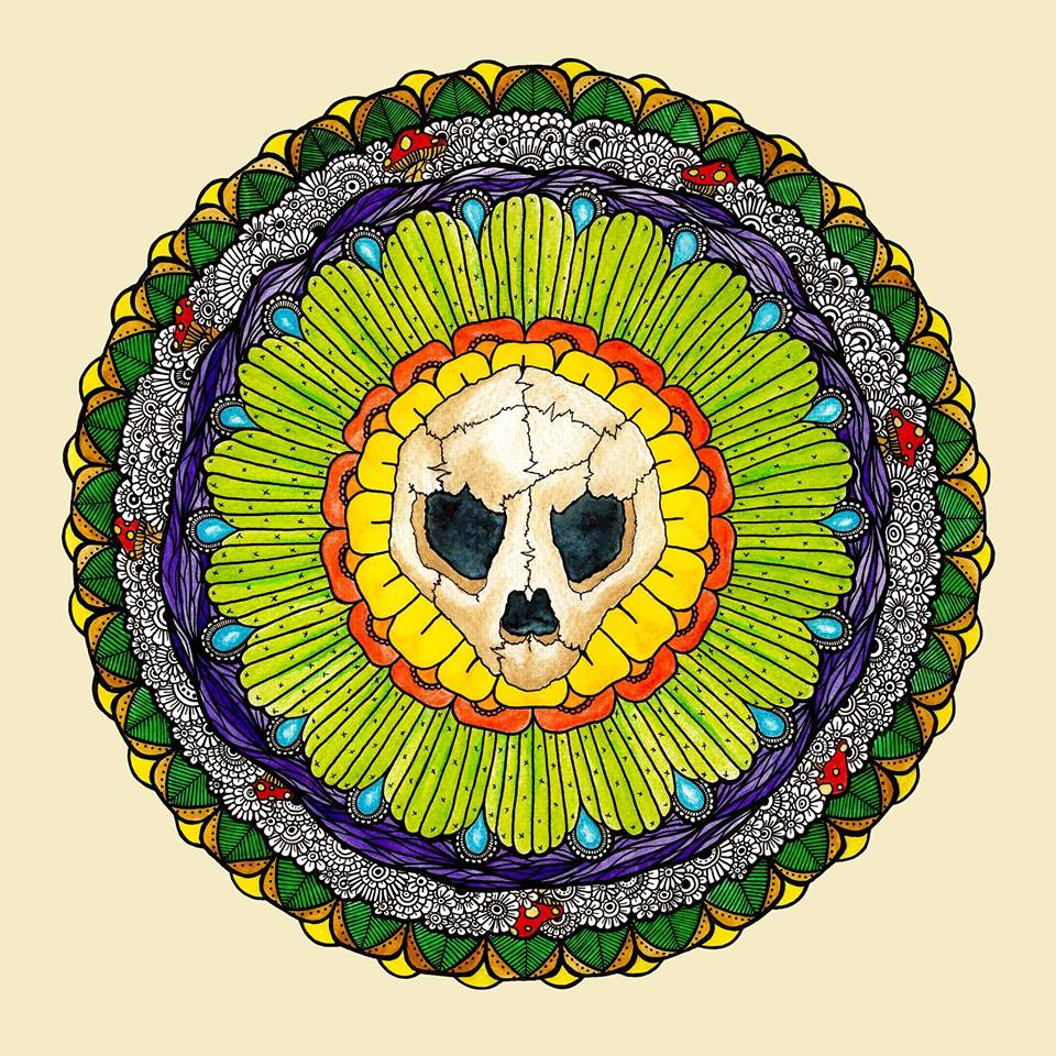 Turtleskull - 'Turtleskull' EP Recorded in a shed Recorded & Mixed - Dan Frizza