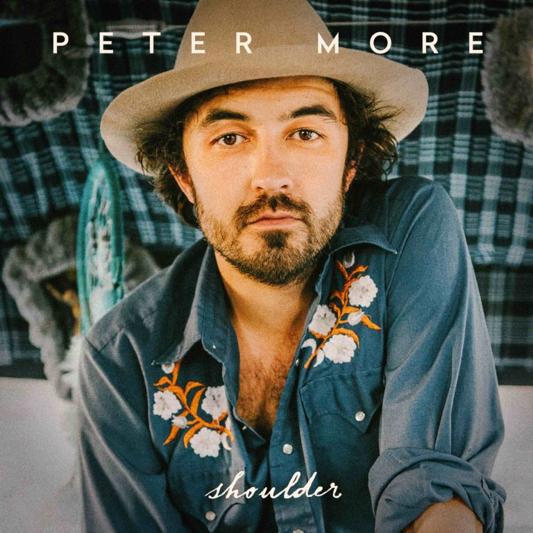 Peter More - 'Shoulder' Single Vocal Engineer - Dan Frizza Recorded @ Dans Studio