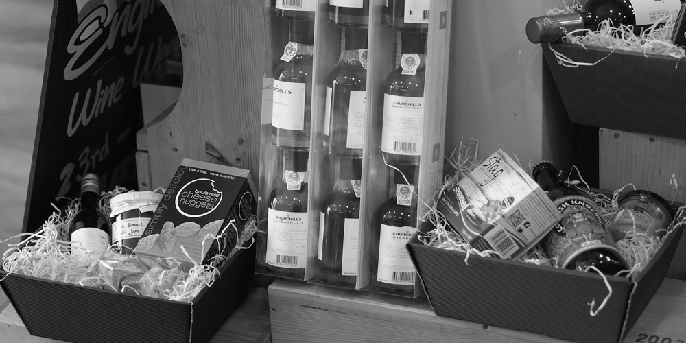 Hampshire's Premium Wine Merchants, Deli and Café    CALL US ON 01489 588255