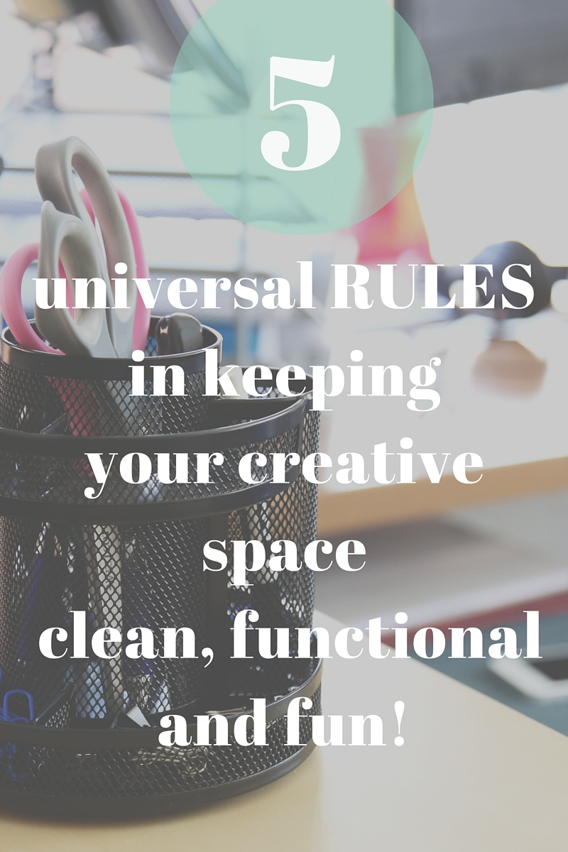 Creative Space Rules