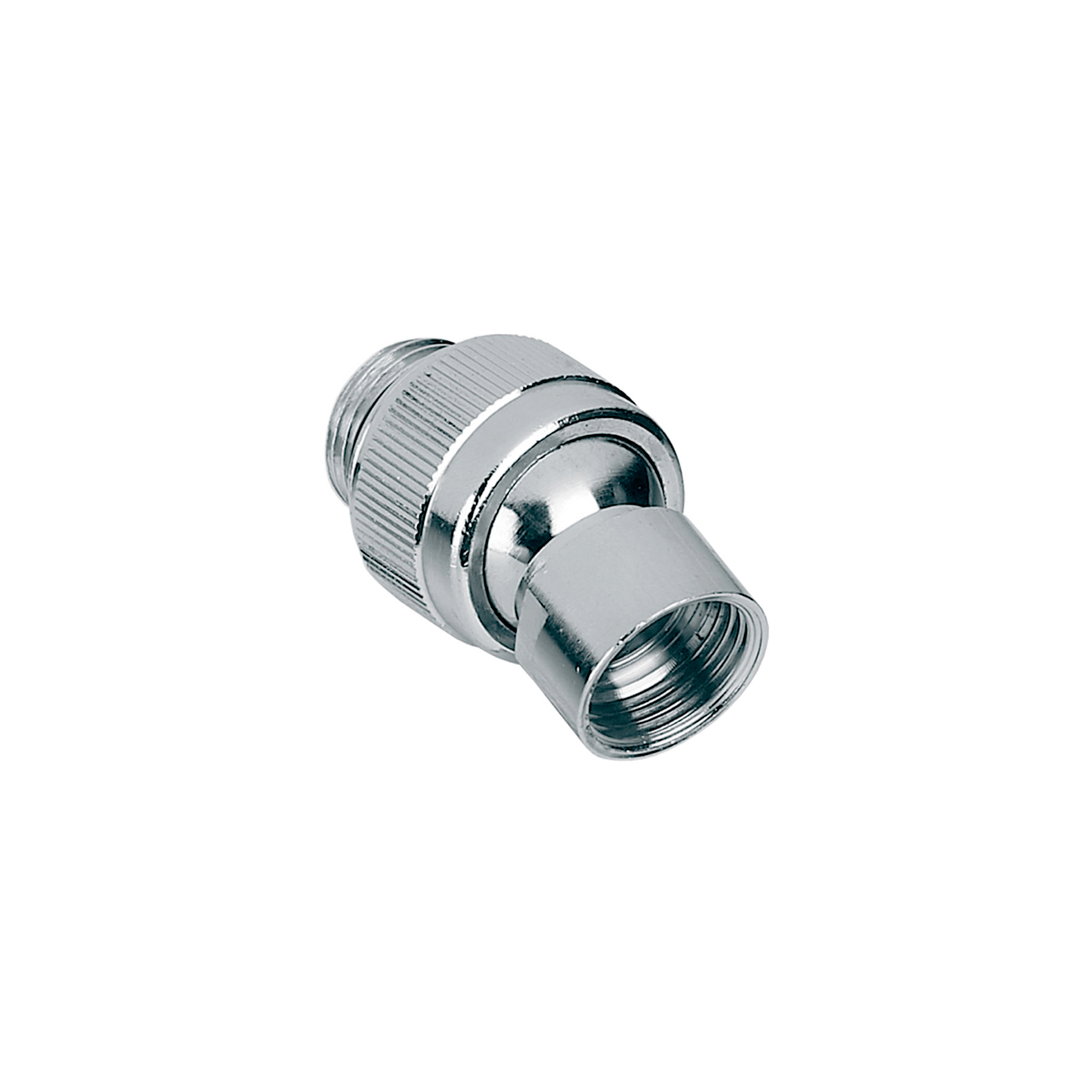 Lb 1725 Connector With Swivel Ball Joint For Shower Rose Lefroy Brooks
