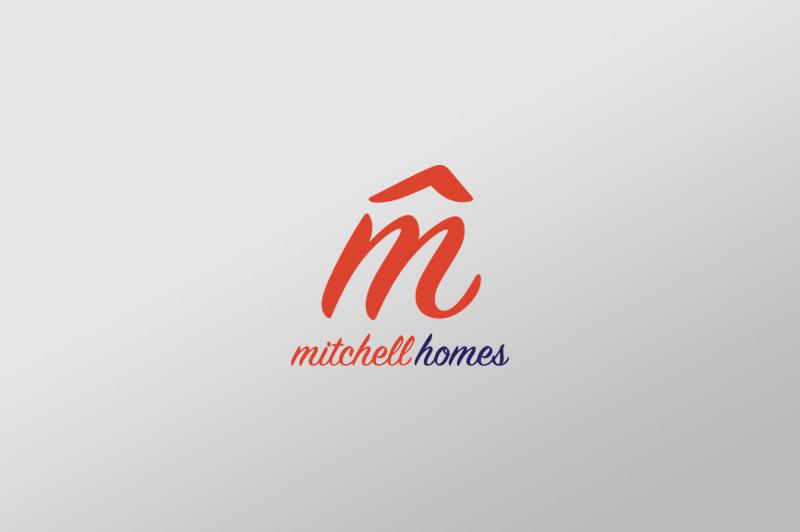 Mitchell Homes , Echuca VIC New business branding