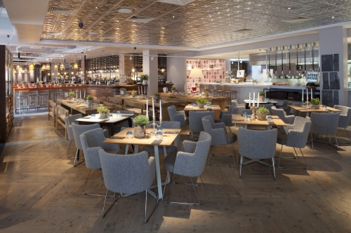 The Anthologist, Gresham Street, London