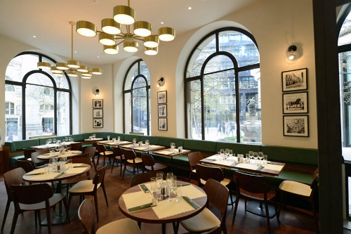 Panino Guisto, Bank, City of London