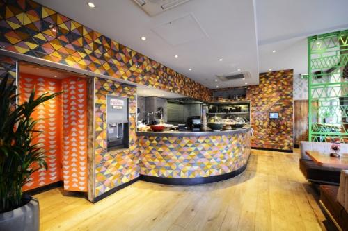 Nando's, Bayswater, London