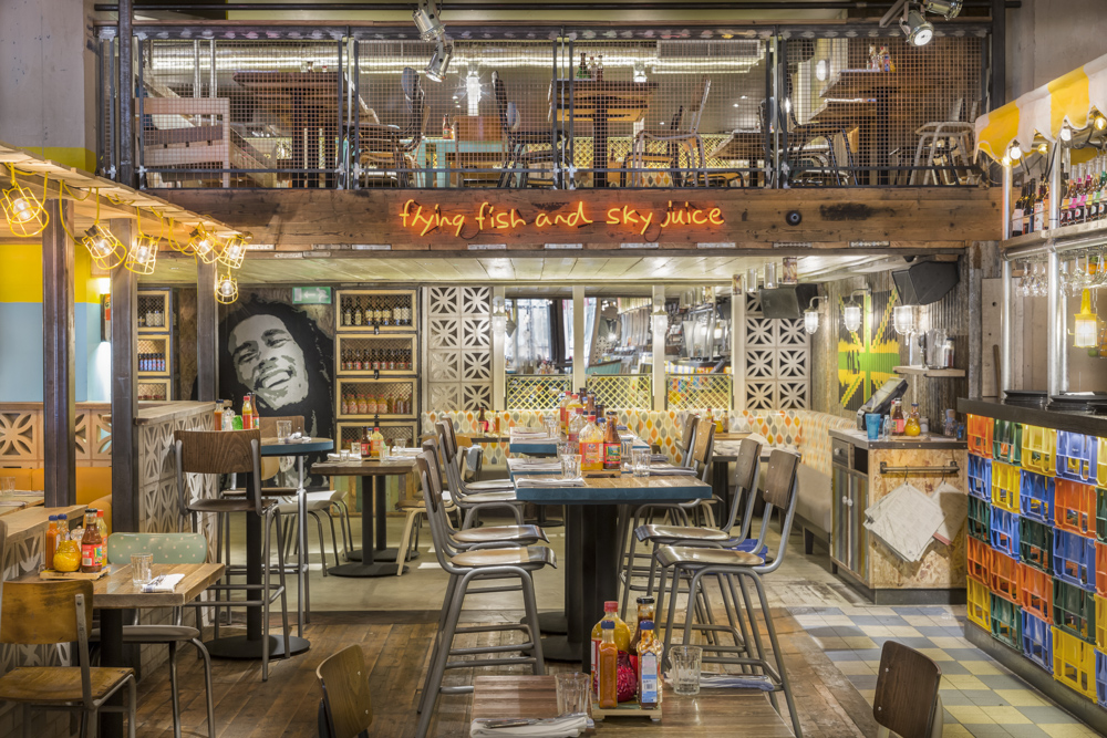 Turtle Bay, Manchester Oxford Street
