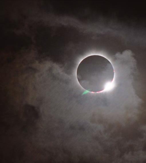 (Photo by Romeo Durscher, NASA)