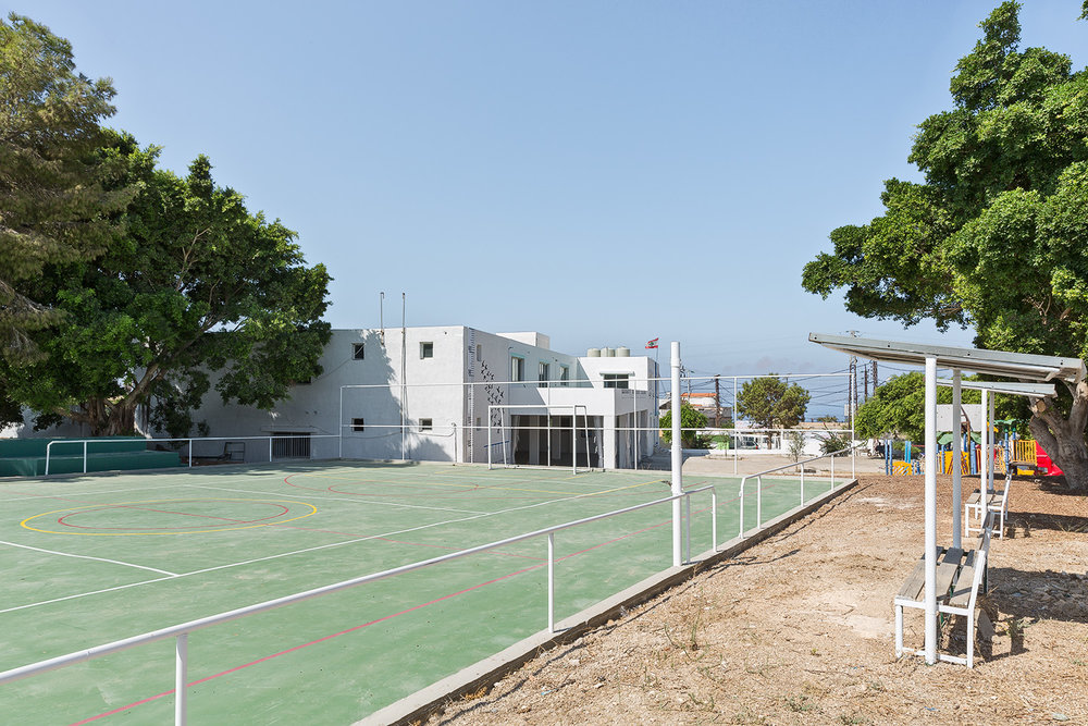 Naqoura Public School - Karim Nader Studio and Blankpage Architects