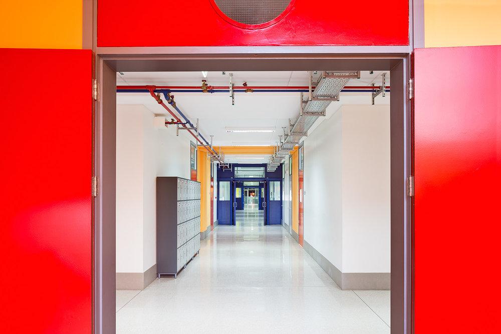 Collège Notre Dame de Jamhour - AAA, Atelier des Architectes Associés