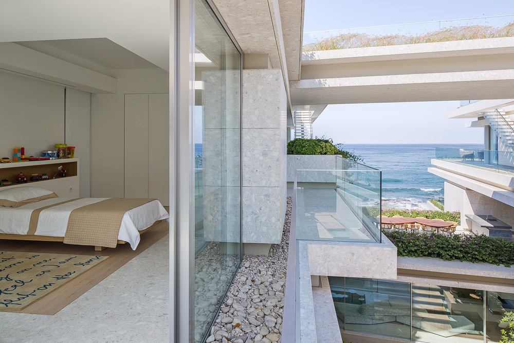 Villa Kali - Karim Nader Studio and Blankpage Architects