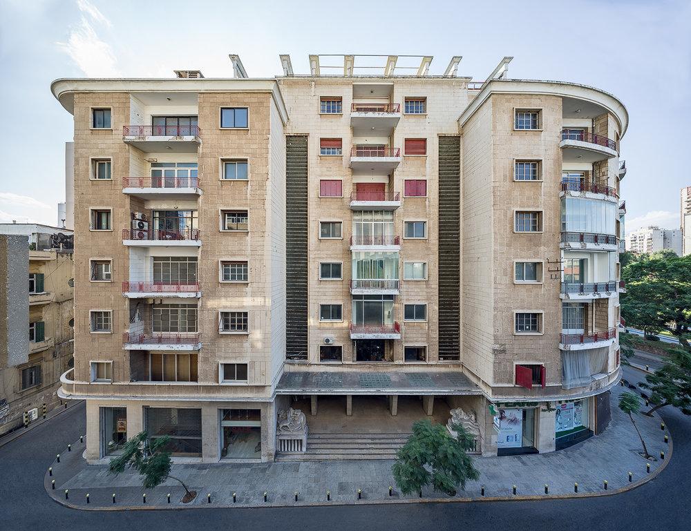 Union Building - Antoine Tabet et Lucien Cavro