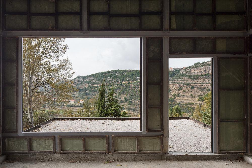 Moukhtara Hut - Nicolas Araman