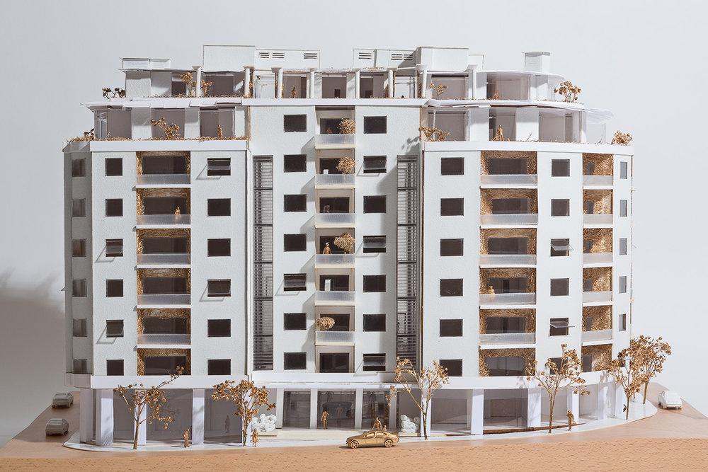 Union model - Karim Nader Studio