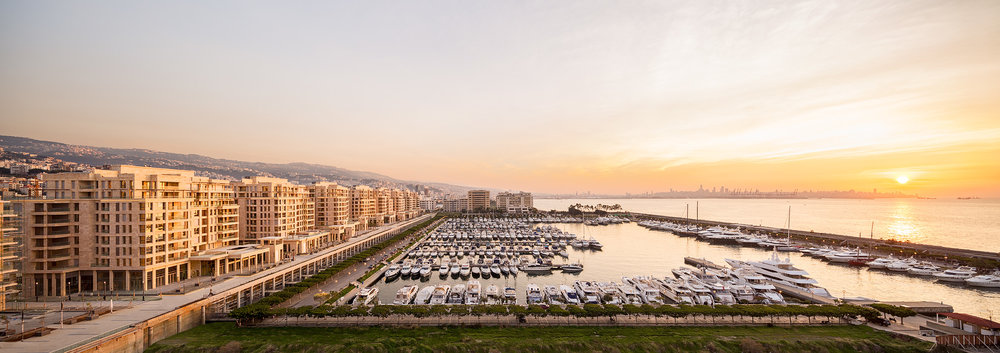 Waterfront City, Dbayeh