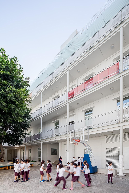 Ahliah School, Beirut