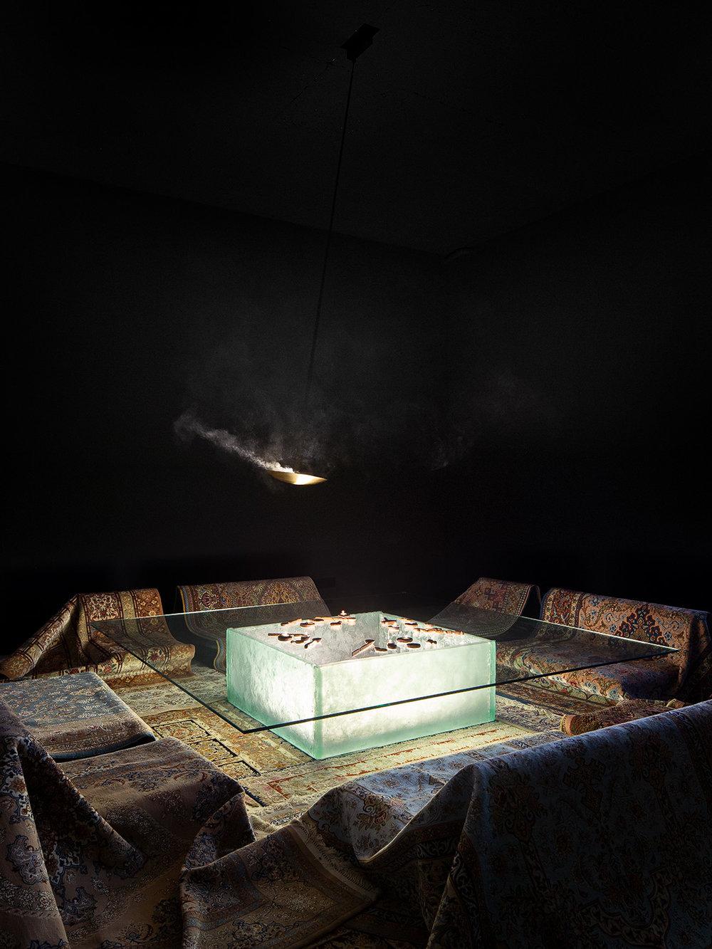 The Nocturne Majlis - Karim Nader Studio