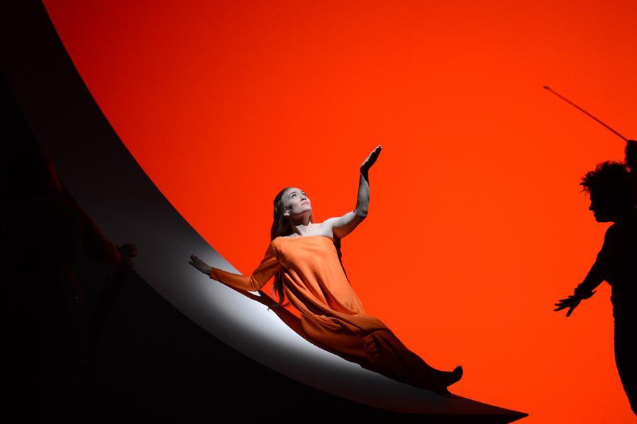 Ninette  in L'AMOUR DES TROIS ORANGES, Deutsche Oper Berlin