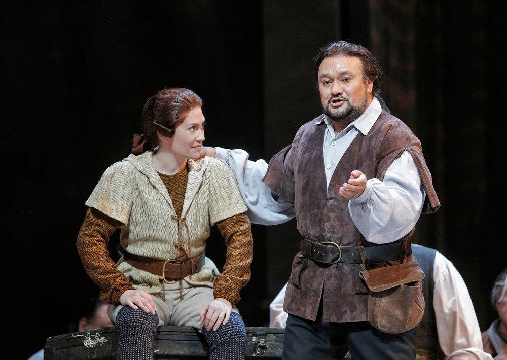Oscar in UN BALLO IN MASCHERA, San Francisco Opera 2014 © Cory Weaver
