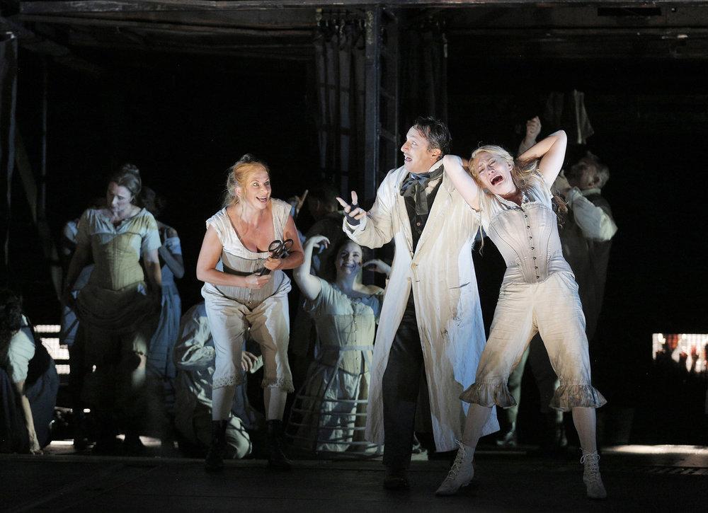 Johanna in SWEENEY TODD, San Francisco Opera 2015 © Cory Weaver