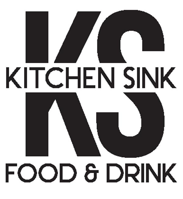 menu kitchen sink food drink - Kitchen Sink Drink