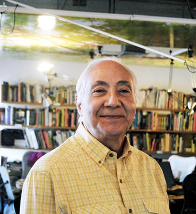 Asesor en aplicaciones informáticas en Arquitectura y Urbanismo /Computer applications in Architecture and Urbanism Adviser Iván Burgos Peña