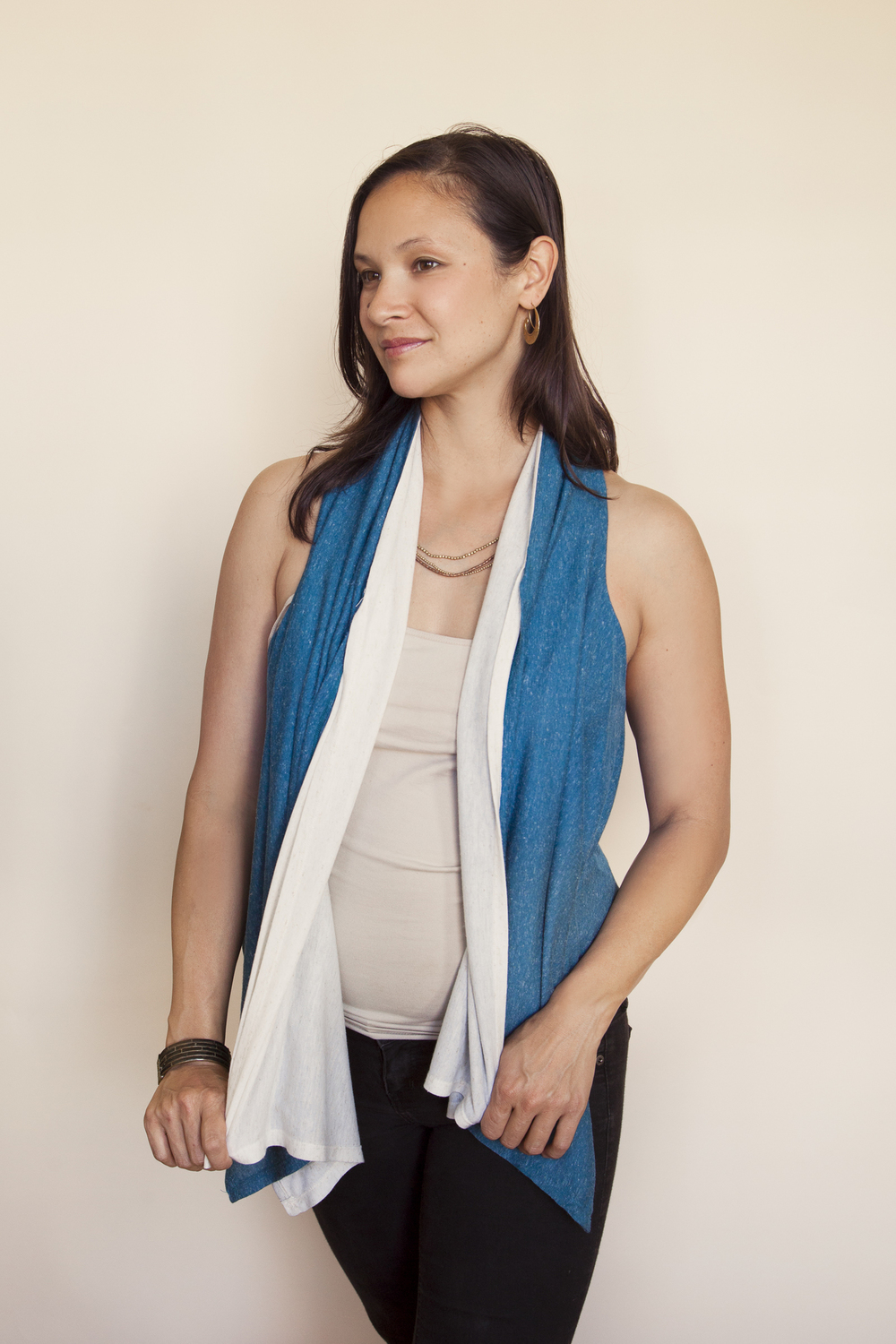 The NEST by Lucu. A cute and clever alternative to a nursing cover.