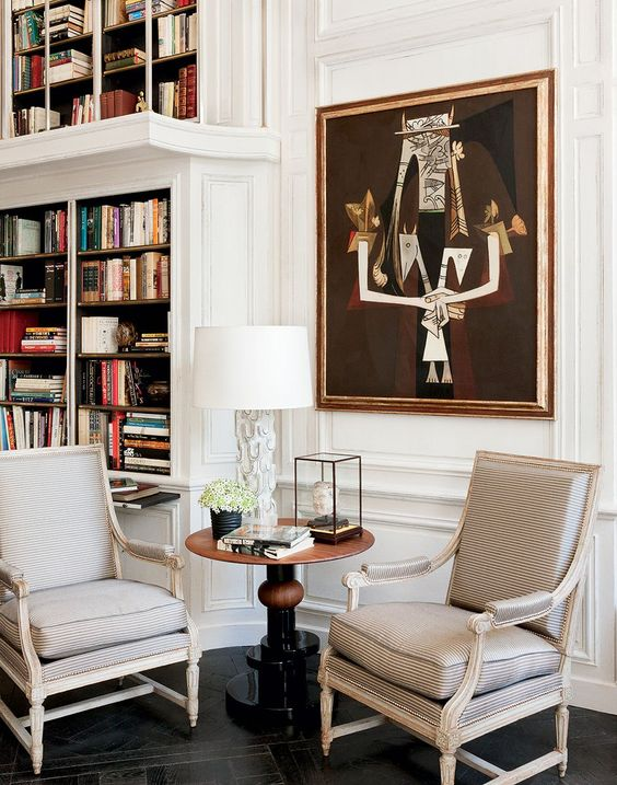 Lauren Santo Domingo's Paris Apartment - Vogue