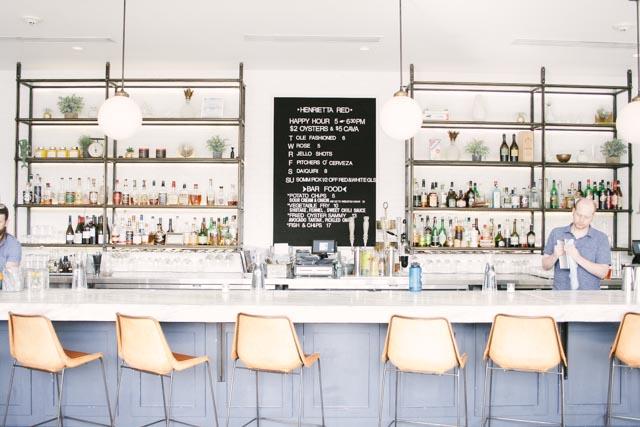 Alexandrea jarvis | nashville's henrietta red, instagram restaurant