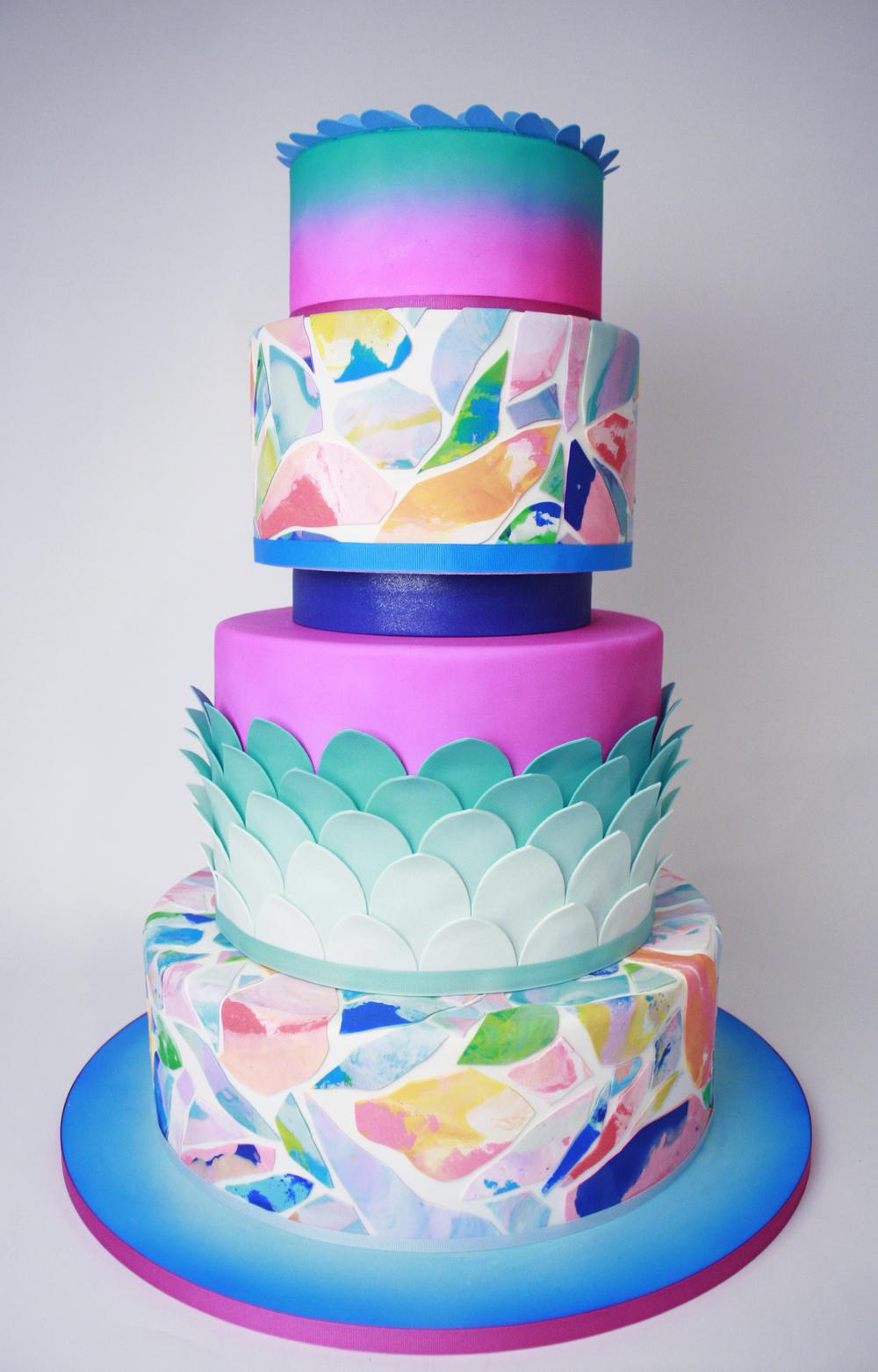 Enjoyable Custom Cakes Personalised Birthday Cards Epsylily Jamesorg