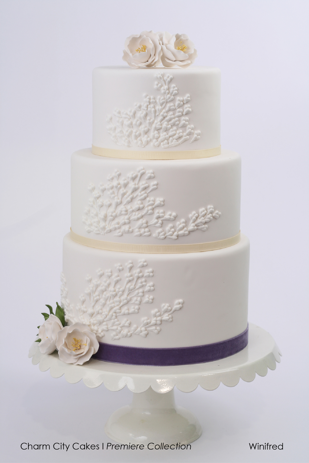 Wedding Collection Cake Galleries — Charm City Cakes