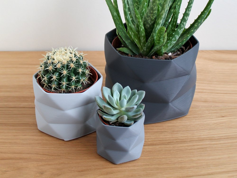 Trio of Printed Pots.jpg