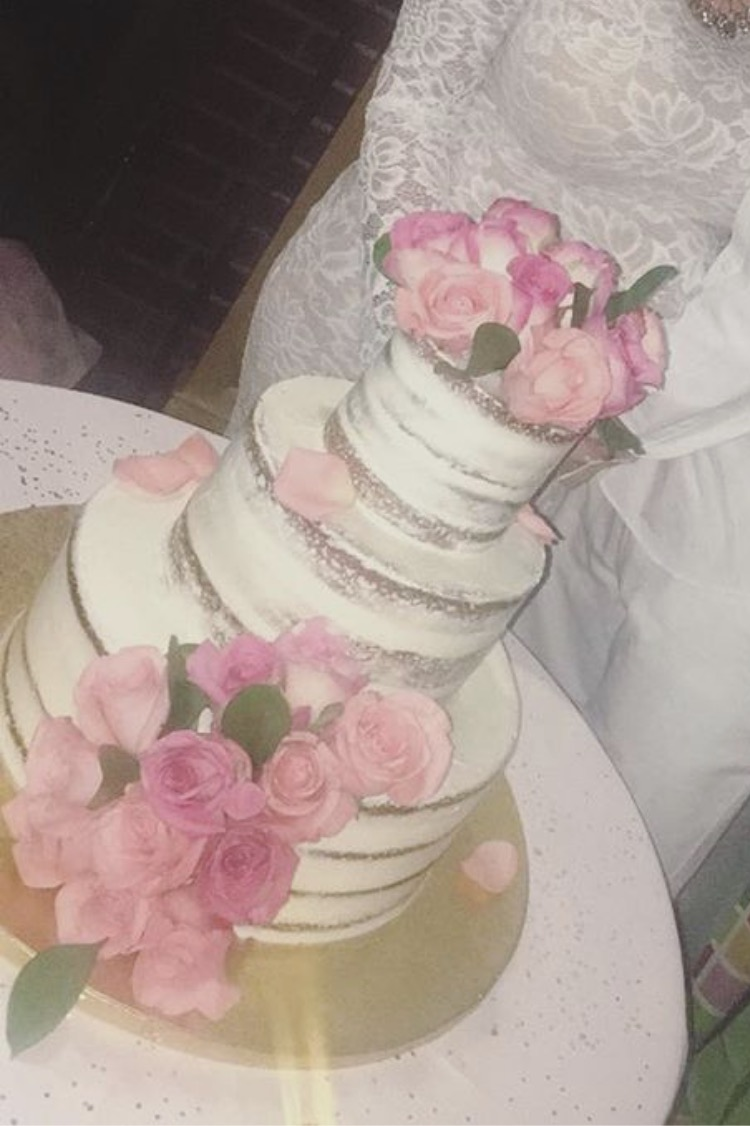 Wedding Cakes — Delectable Desires Pastries & Cakes