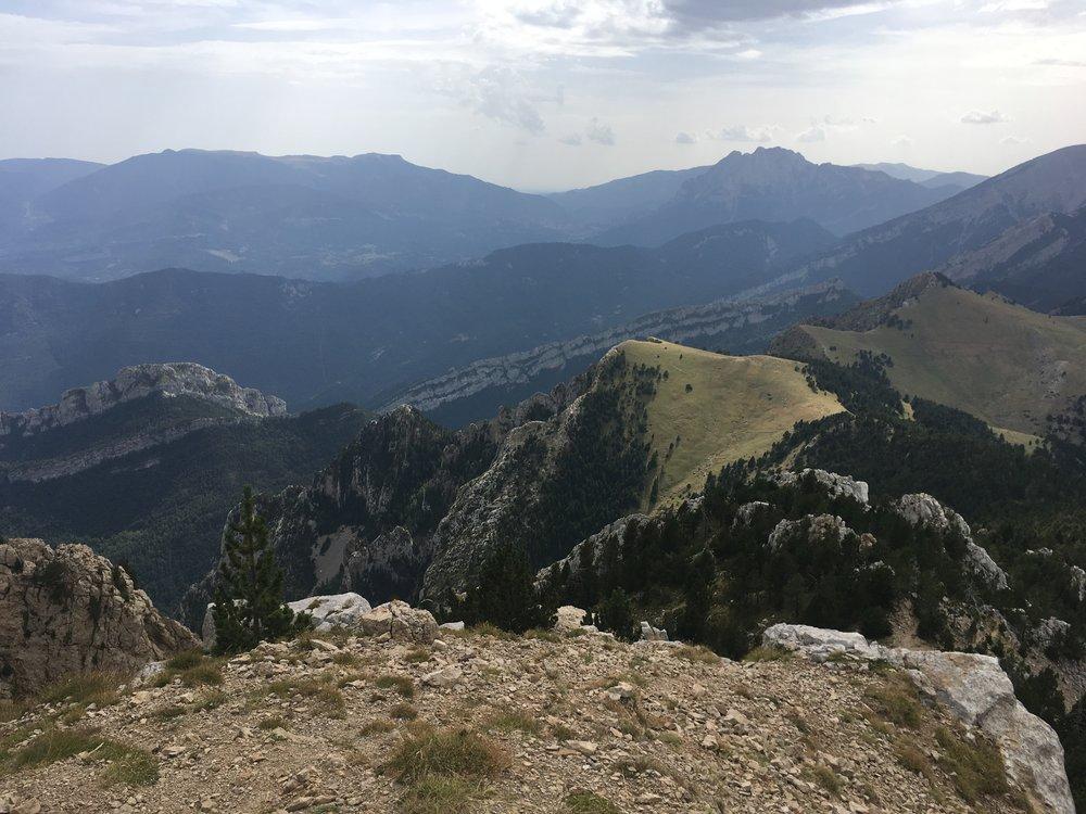Peynes Altes, 2,267 meters / 7,467 feet