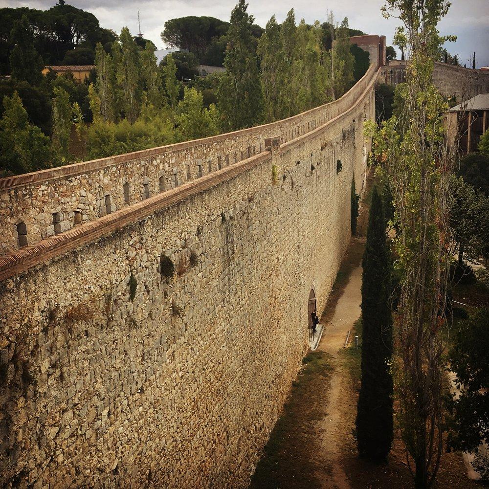 City walls (reconstructed)