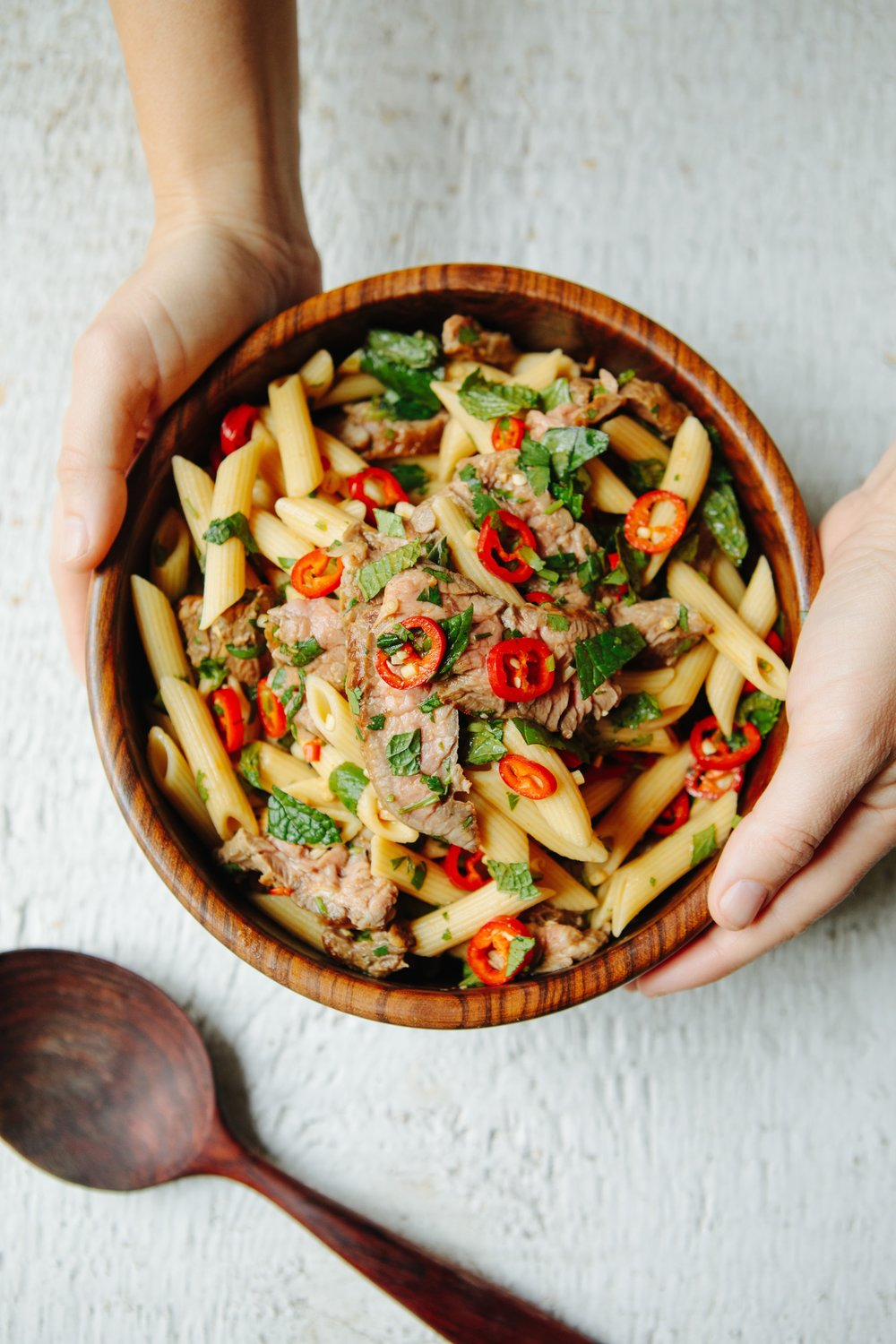 THE ART OF THE MASHUP_Isaan Steak Pasta Salad_BRIAN SAMUELS PHOTOGRAPHY-6678.jpg