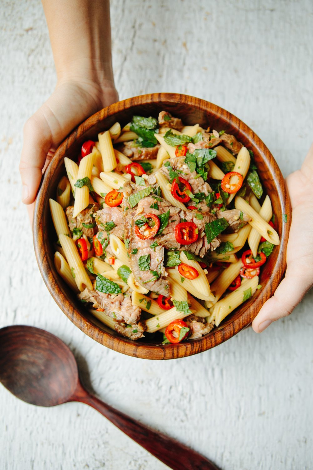 THE ART OF THE MASHUP_Isaan Steak Pasta Salad_BRIAN SAMUELS PHOTOGRAPHY-6682.jpg