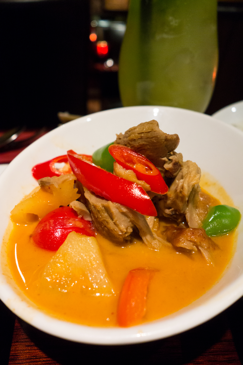 Koh Thai Tapas Bath Restaurant Review