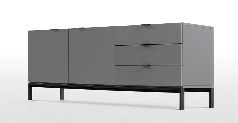 MADE - Marcell sideboard in grey £349