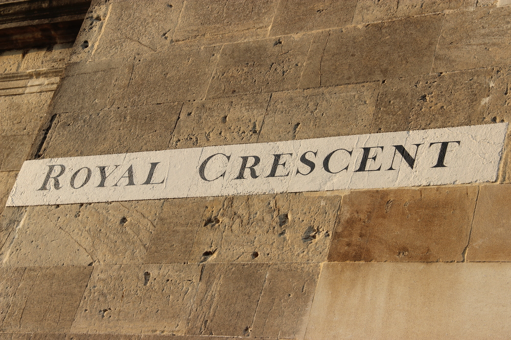 Royal Crescent Bath Somerset Photo
