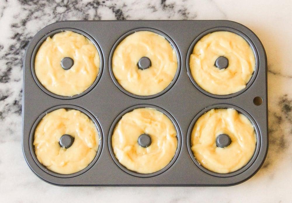 Homemade Recipe Doughnuts