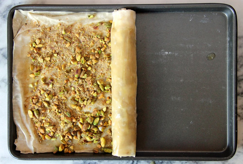 Homemade Recipe Baklava