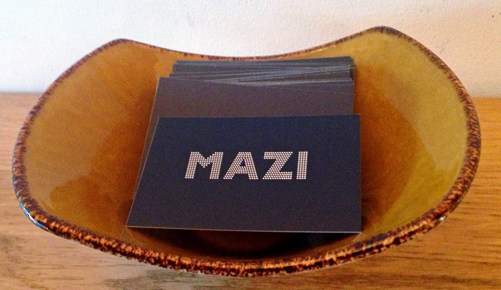 Mazi Notting Hill London Restaurant Review