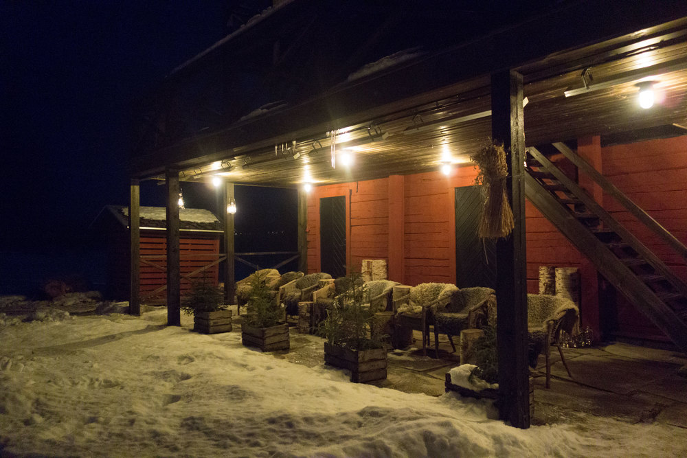 Fäviken Are Sweden Hotel Review