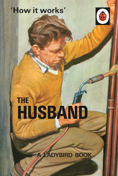 VINEGAR HILL, BATH - HOW IT WORKS, HUSBAND £6.99