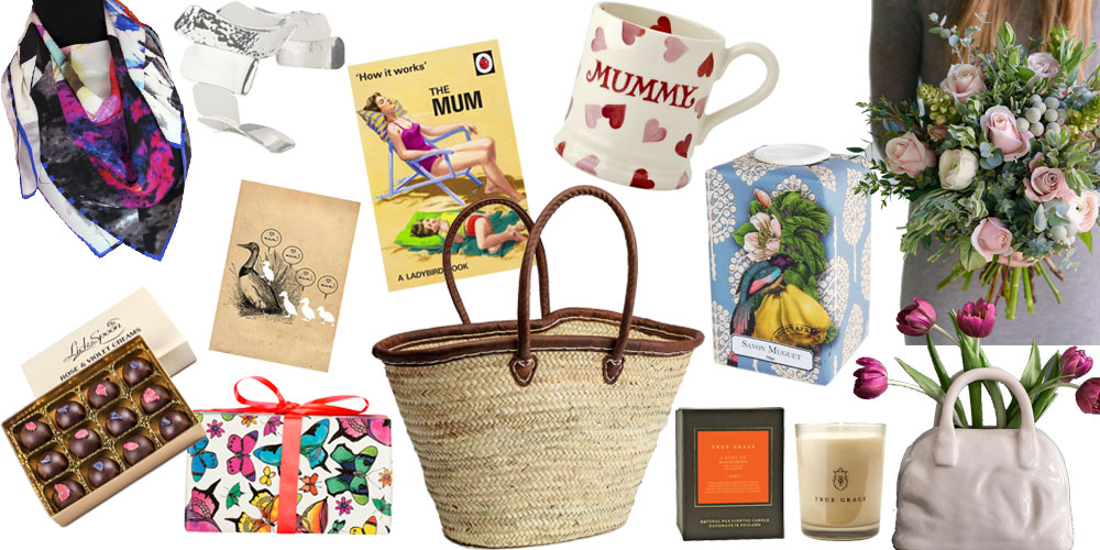 Mothering Sunday Gift Guide