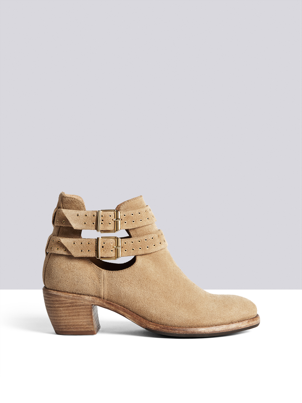 TED & MUFFY - EAGLE ANKLE BOOTS £180