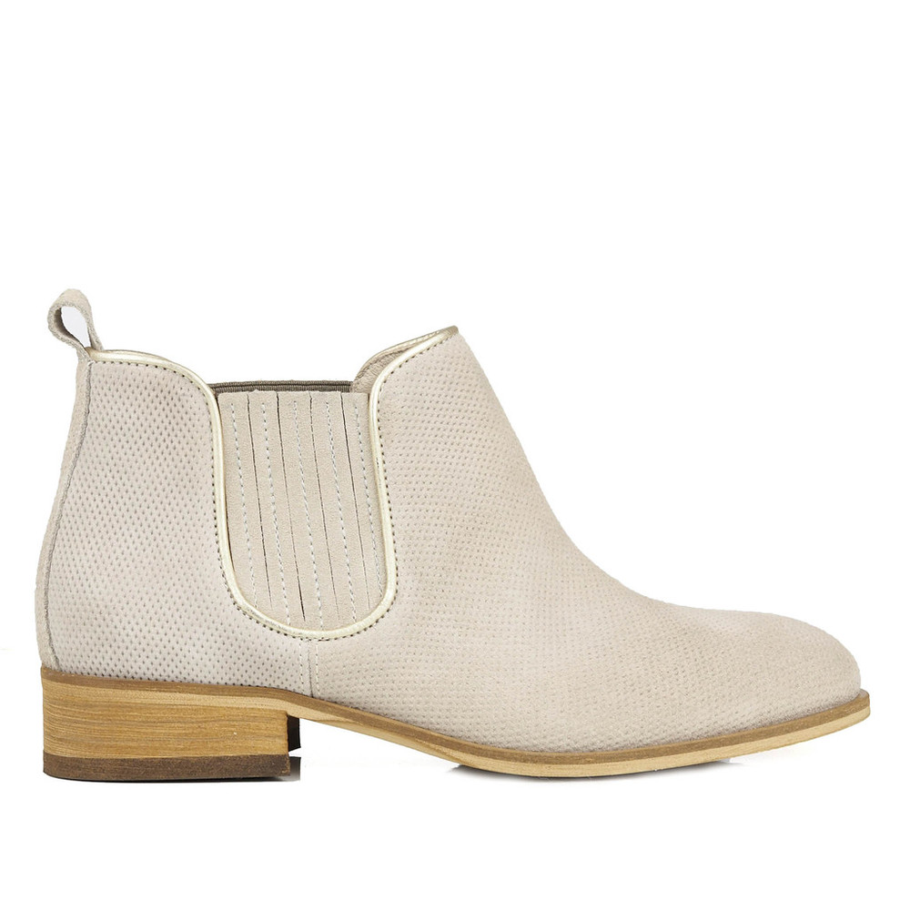 SEVEN BOOT LANE BATH - FREYA SAND SUEDE £150