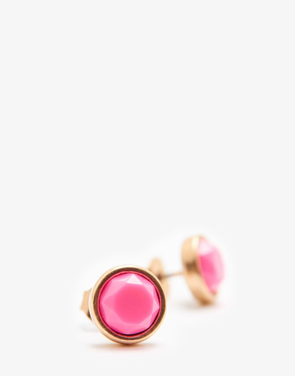 JOULES - ELDORA STUD EARRINGS IN NEON CANDY - £6.95